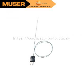 Testo 0602 0644 | Flexible thermoelectric couple - with TC type K temperature sensor (glass fibre)