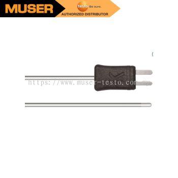 Testo 0602 5693 | Flexible immersion measuring tip (TC type K)