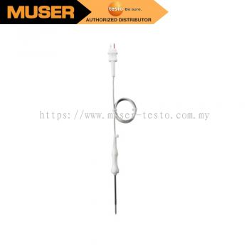 Testo 0602 1080 | Standard penetration probe (TC type T)