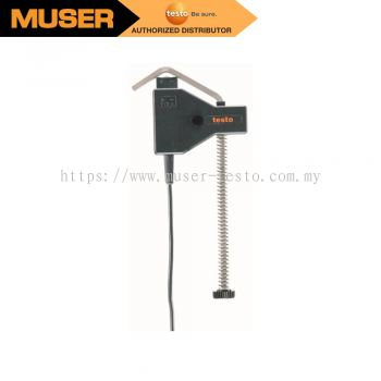 Testo 0602 4592 | Temperature probe with clamping bracket (TC Type K)