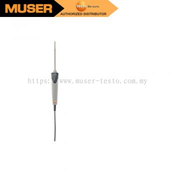 Testo 0614 1212   Waterproof immersion/penetration probe (NTC)