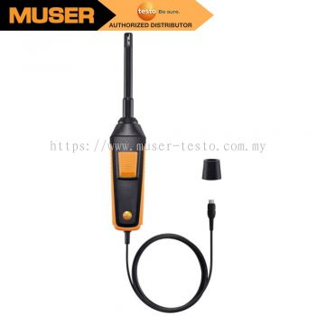 testo 0636 9772 | High-precision humidity/temperature probe (digital)