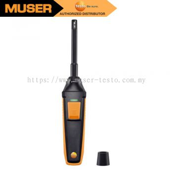 Testo 0636 9731 | Humidity/temperature probe (digital) - with Bluetooth®