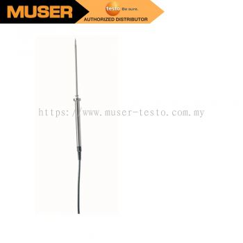 Testo 0614 2272 | Stainless steel food probe (Pt100) - with PTB approval