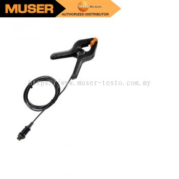 Testo 0615 5505 | Clamp probe with NTC temperature sensor - for measurements on pipes (ø 6-35 mm)