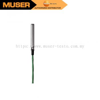 Testo 0628 7533 | Temperature probe with stainless steel sleeve (TC Type K)