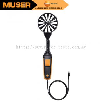 Testo 0635 9432 | Vane probe - including temperature sensor, wired