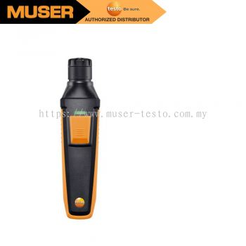 Testo 0632 1271 | CO probe (digital) - with Bluetooth