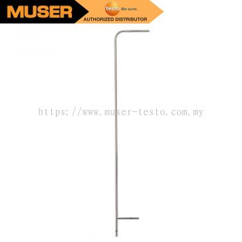Testo 0635 2045 | Pitot tube, 500 mm long, stainless steel, for measuring flow velocity