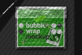 Bubble Bag With Flap