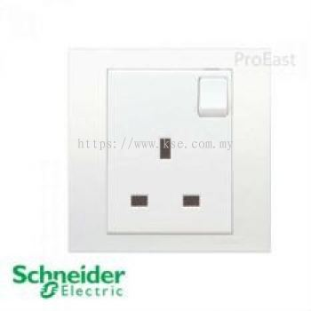 Schneider VIVACE 1GANG Switch Socket