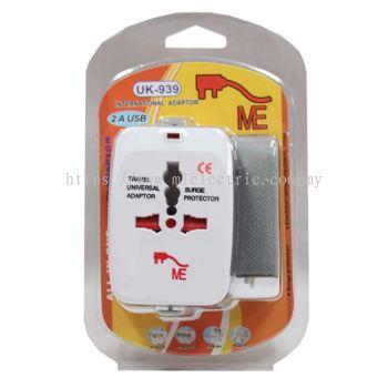 ME UK-939+2A USB