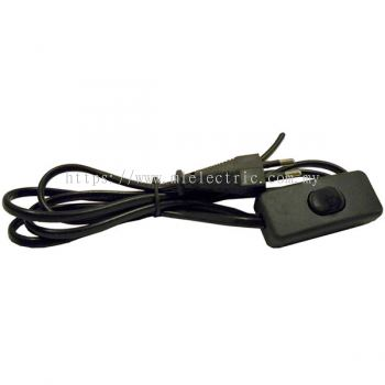 2 Pin AC Cord (Hand Switch)