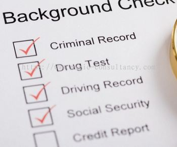 Financial and Background Checking