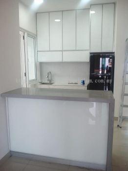 Kitchen cabinet Klang valley