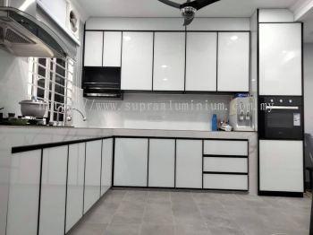 Malaysia Aluminium Kitchen Cabinet