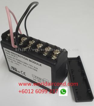 COMPRESSOR MODULE PROTECTION IT 69