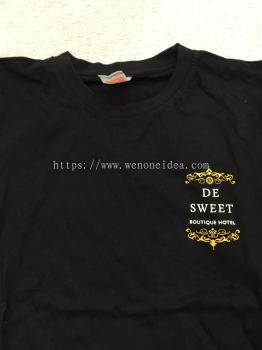 Shirt with Heat Transfer