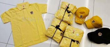 Honey Comb Shirt & Cap Heat Transfer