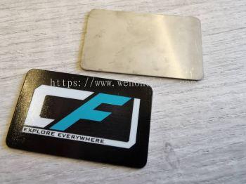 Metal Tag Printing