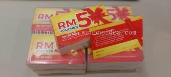 RM5 Voucher Card