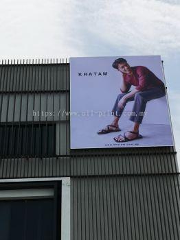 Khatam -  Eco Ardence  - Gi Board Signboard