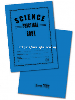 CARD COVER BOOK (SCIENCE PRACTICAL)