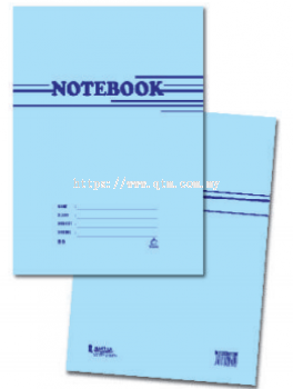 CARD COVER BOOK (NOTEBOOK)