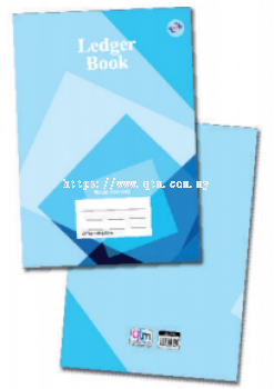 CARD COVER BOOK KEEPING (LEDGER)