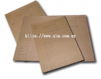 BROWN PAPER FILE