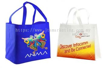 Heat Press Non Woven Tote Bag