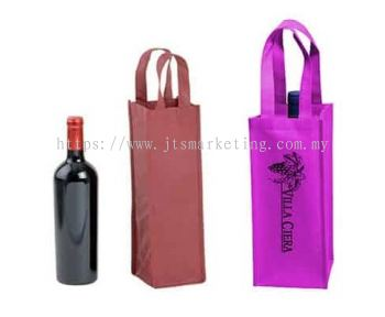 Non Woven Tote Bag for Wine