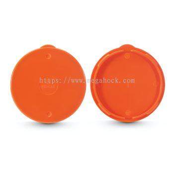 Circular Protector Cover (Clip)(Orange)