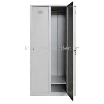 1 Compartment Steel Locker