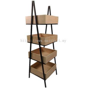 Oppa A Stand C/W 4 Box