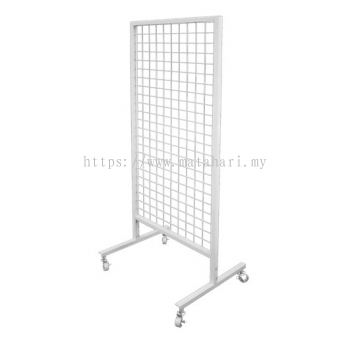 Wire Mesh C/W T-Stand