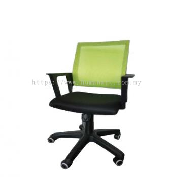 MITECH 101 LOW BACK MESH CHAIR