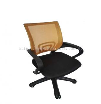 MITECH 102 LOW BACK MESH CHAIR