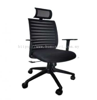 MITECH 161 HIGH BACK MESH CHAIR