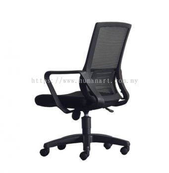 EDEX LOW BACK MESH CHAIR SIDE