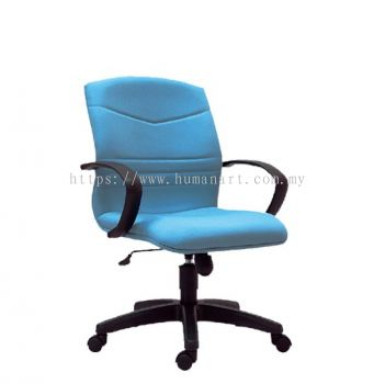 ROBINIA STANDARD LOW BACK CHAIR C/W POLYPROPYLENE BASE
