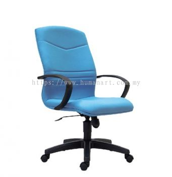 ROBINIA STANDARD MEDIUM BACK CHAIR C/W POLYPROPYLENE BASE