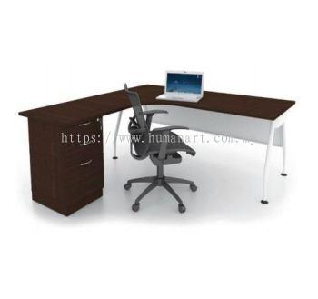 MADISON EXECUTIVE OFFICE TABLE/DESK L-SHAPE - Subang | Shah Alam | Setia Alam