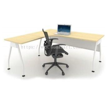 MADISON EXECUTIVE OFFICE TABLE/DESK L-SHAPE - Klang | Putra Jaya | Cyber Jaya