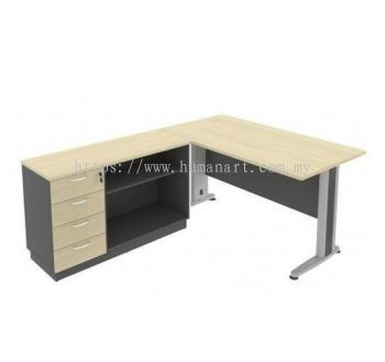 TITUS WRITING OFFICE TABLE/DESK - Kepong | Segambut | Kelana Jaya