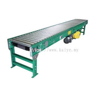 Motorised Roller Conveyor