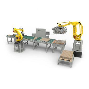 Robotic Palletizing System