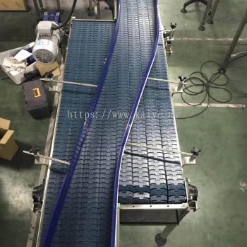 Multi-Lane Chain Conveyor