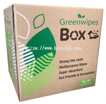 GW-1108 Greenwipes BOX �C Multipurpose Industrial Wipes