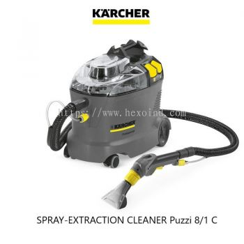 KARCHER SPRAY-EXTRACTION CLEANER Puzzi 8/1 C